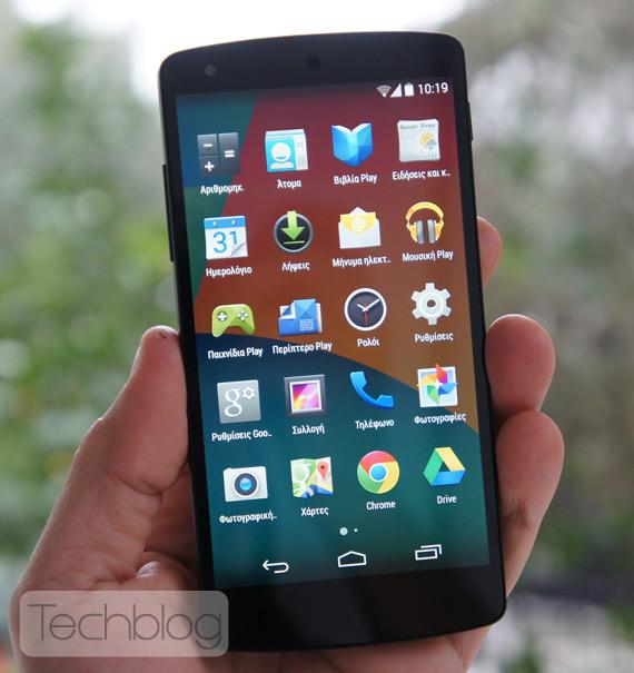 Nexus 5 TechblogTV