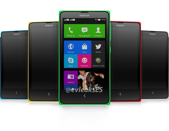 Nokia Normandy MWC leaks 2