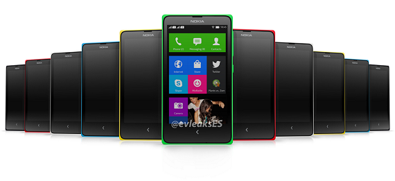 Nokia Normandy MWC leaks