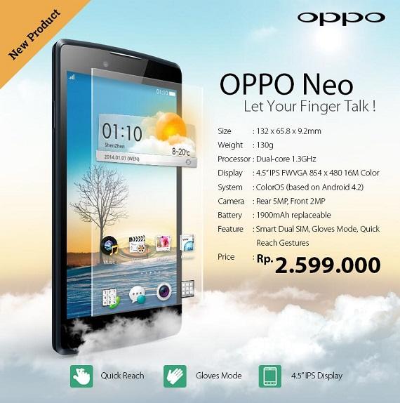 OPPO Neo