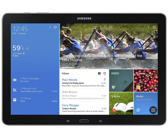 Samsung Galaxy NotePro 12.1