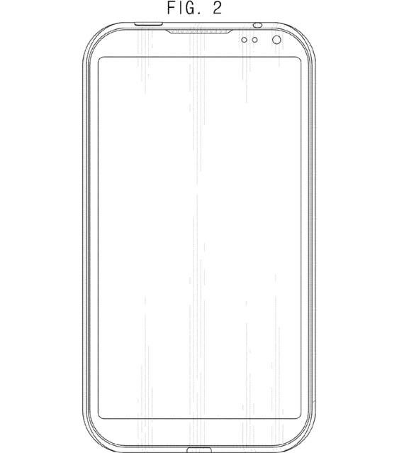 Samsung one button smartphones