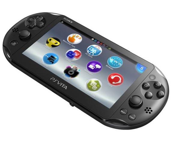 Sony PS Vita new 2014