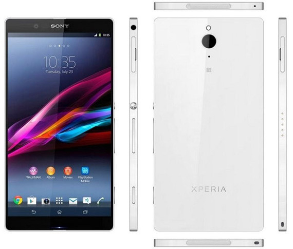 Sony Xperia Canopus concept