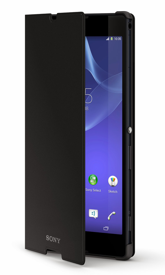 Sony Xperia T2 Ultra revealed