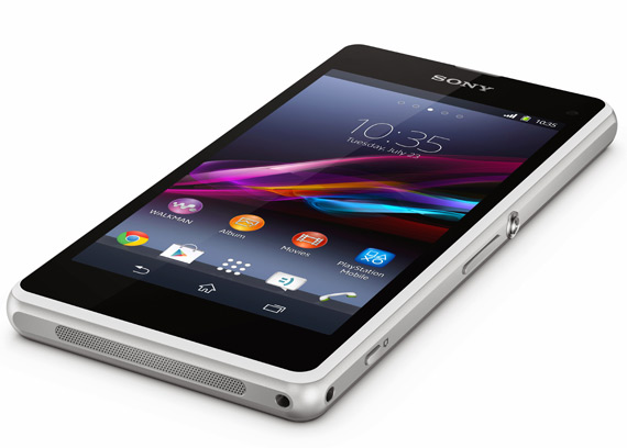 Sony Xperia Z1 Compact revealed