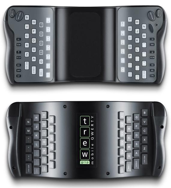 TREWGrip keyboard