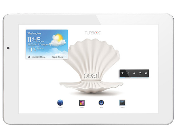 Turbo-X Intel Tablet Pearl 8.9""