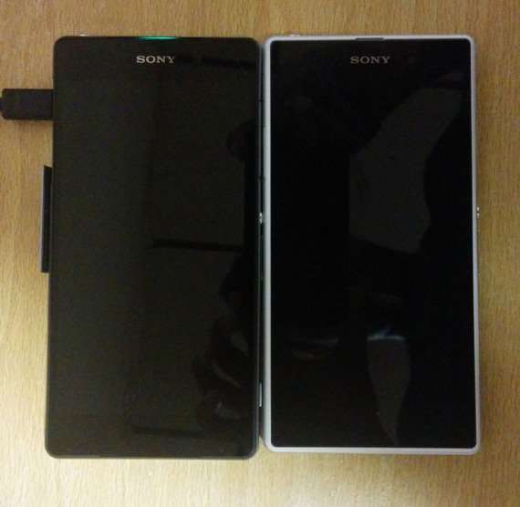Xperia Z1 vs Sony D6503 aka Sirius