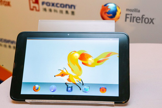 ZTE Firefox OS tablet