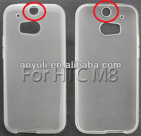 case for HTC M8