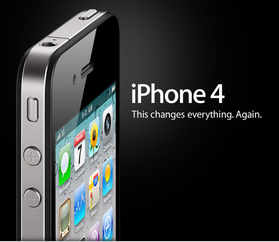 iPhone 4 relauch