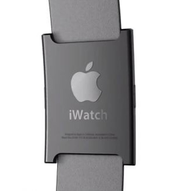 iWatch LG made