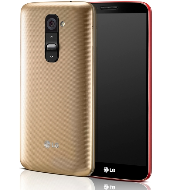 lg g2 new colors red gold