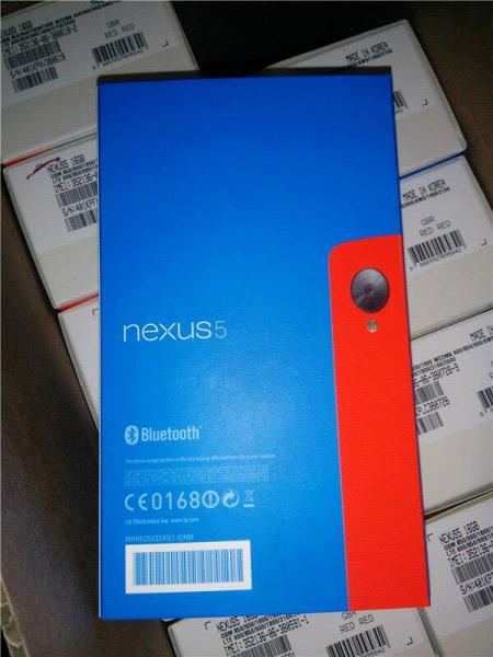 nexus 5 red 2