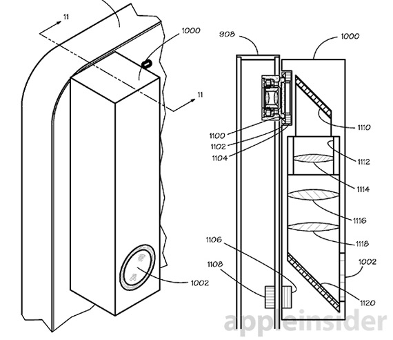 patents for interchangeable iPhone camera lenses