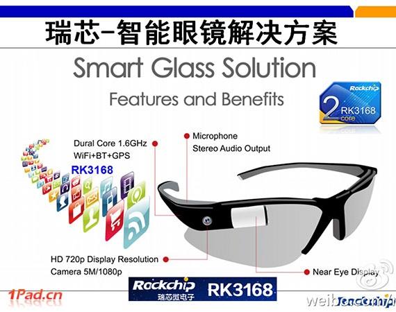 rockchip smart glasses