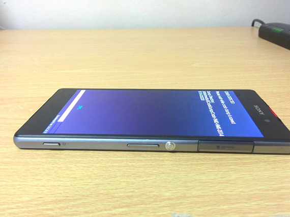 sony xperia d6503 6