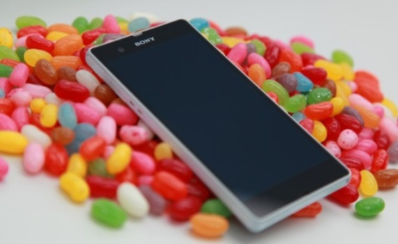 sony updates handsets to android jelly bean 4.3 big