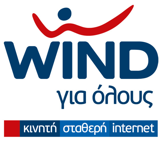 WIND new logo