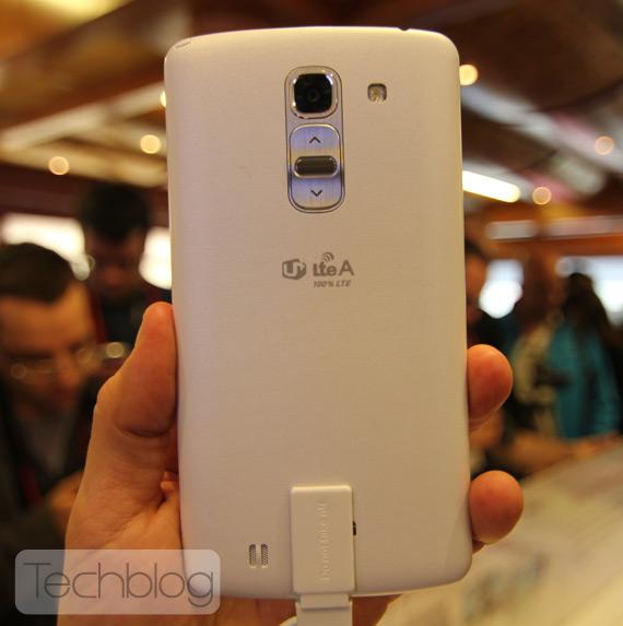 LG G Pro 2 MWC 2014