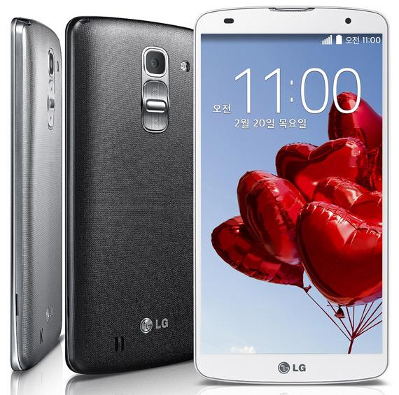 LG G2 Pro πλήρη τεχνικά χαρακτηριστικά και αναβαθμίσεις