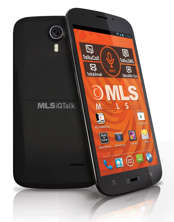 MLS iQTalk Fingerprint