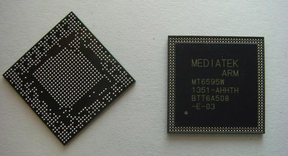 MediaTek Octa