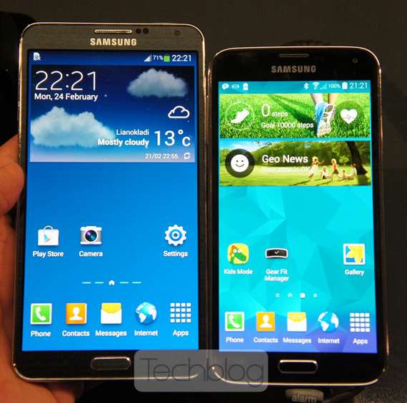 Note 3 S5