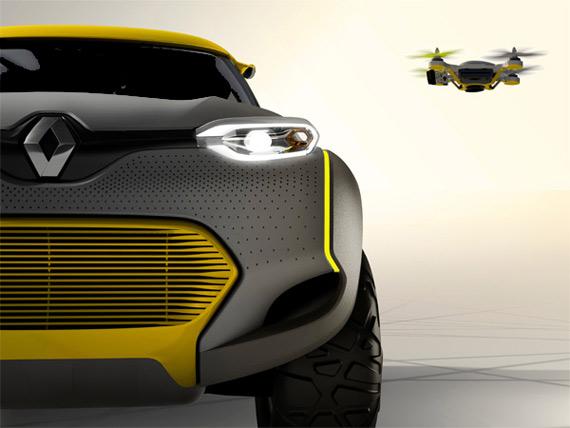 Renault KWID concept3