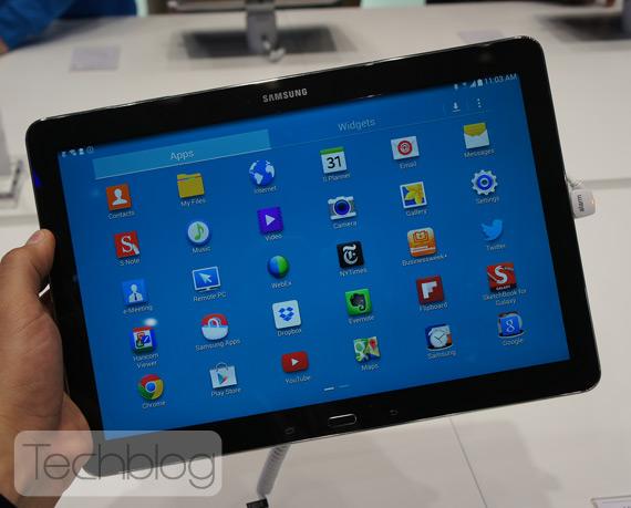 Samsung Galaxy Tab Pro 12.1 MWC 2014
