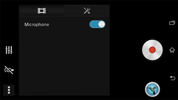 Sony D6503 Sirius 4K Video app