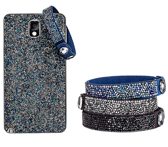 Swarovski Galaxy Note 3 covers