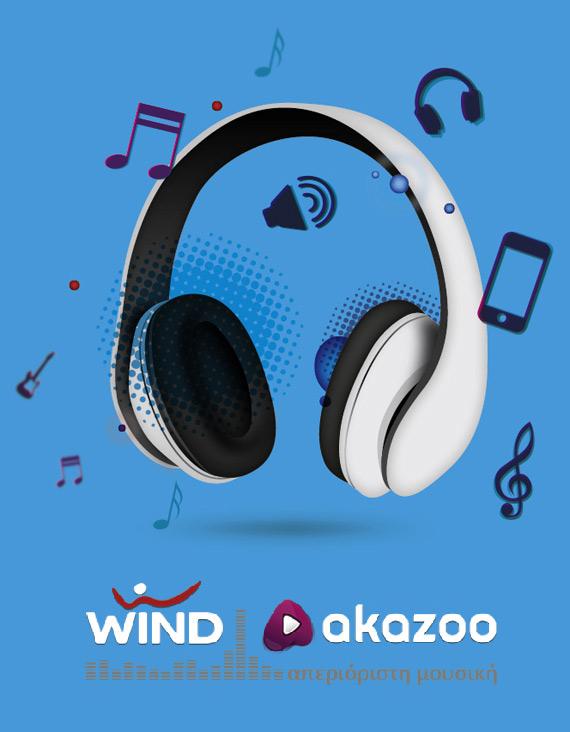 WIND Akazoo