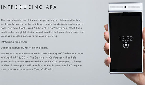 project-ara-conf