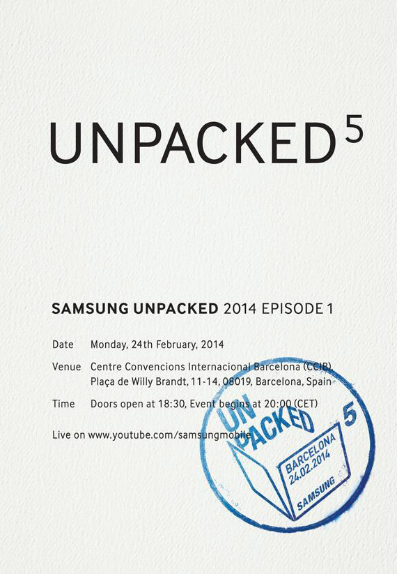 samsung unpacked 5 revealed