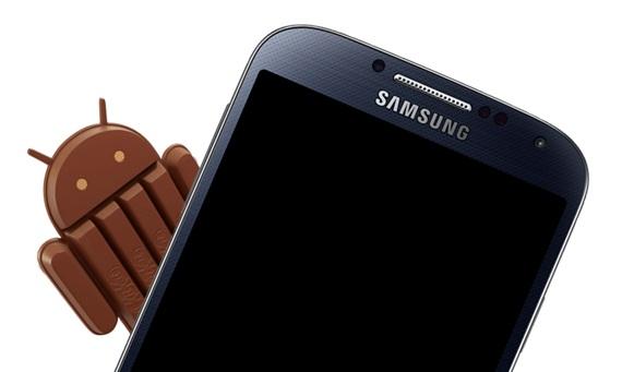 samsung updates 14 devices to kitkat big