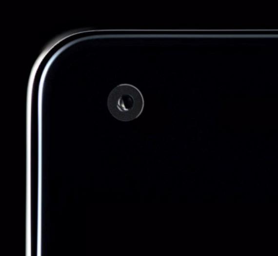 smartphone fornt camera teaser mwc 2014