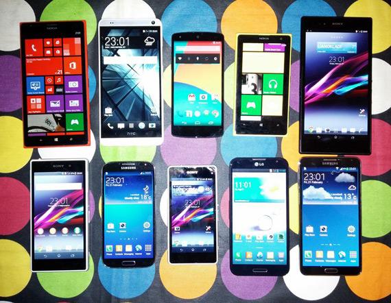 smartphones choose
