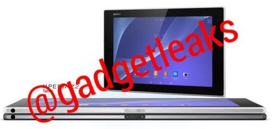 sony xperia tablet z2 leaks big c