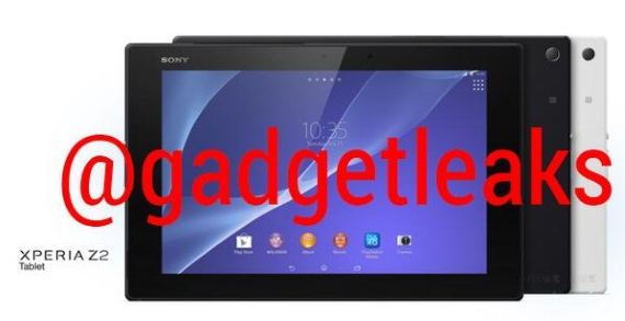 sony xperia tablet z2 leaks big d