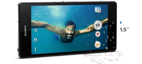 sony xperia z2 official big a