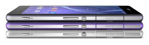 sony xperia z2 official big f