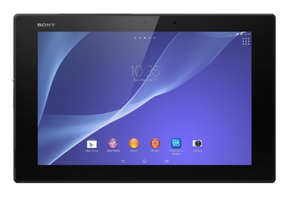 sony xperia z2 tablet official big a