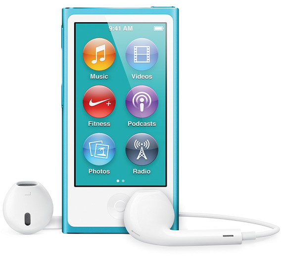 7th gen ipod nano
