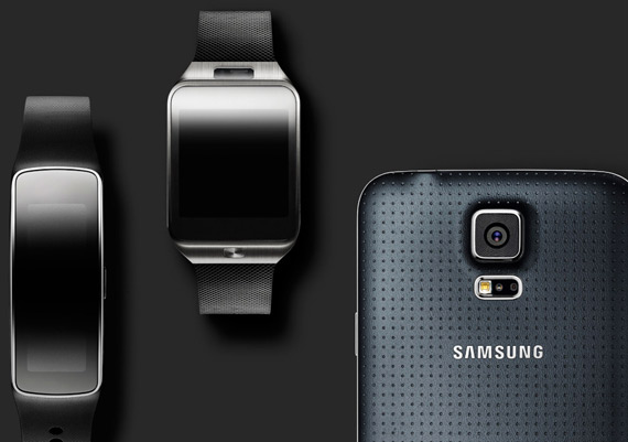 Gear 2 Gear Fit Galaxy S5