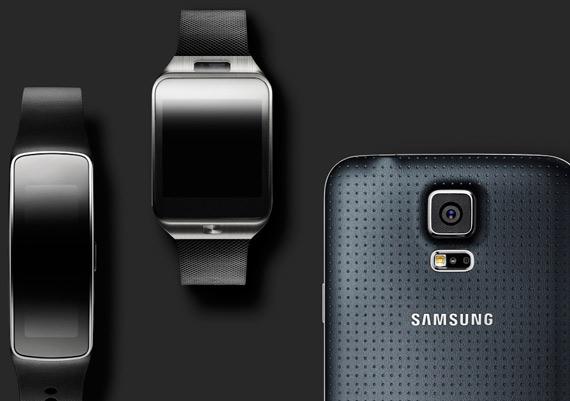 Gear 2 Gear Fit Galaxy S5