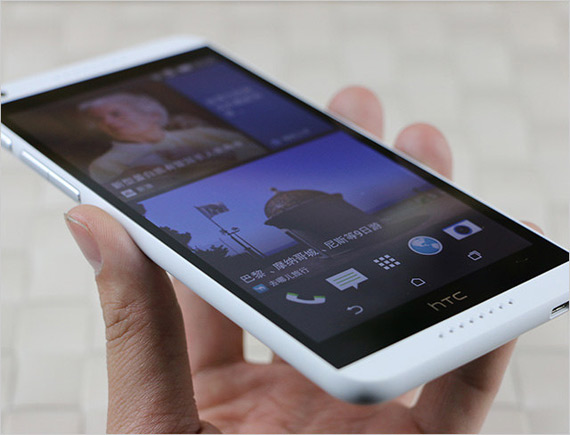 HTC Desire 816 hands-on photos