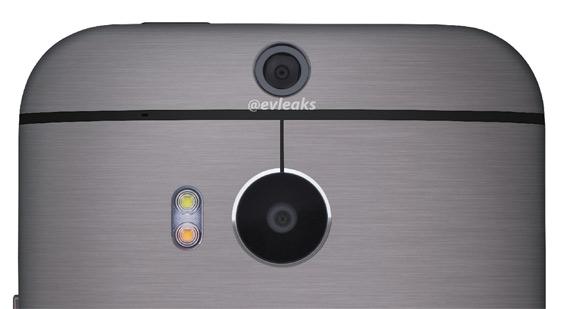 HTC M8 dual camera