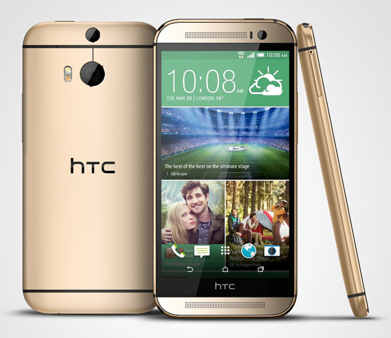 HTC-One-M8-gold-1